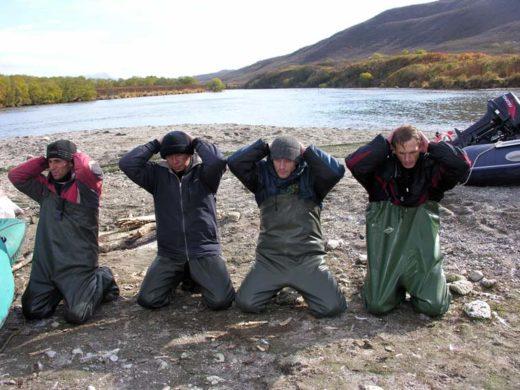 Новые штрафы за рыболовное браконьерство в Украине
